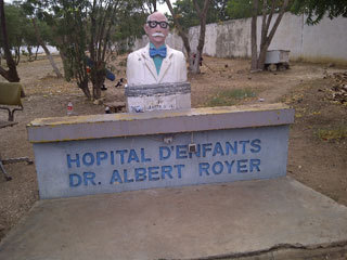 hôpital albert royer